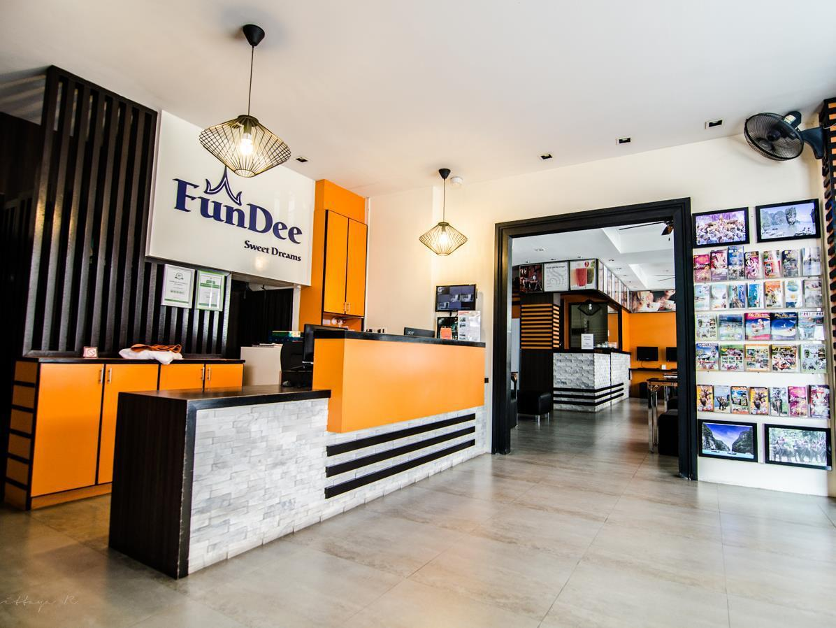 FunDee Boutique Hotel Patong ฝันดี บูทิค โฮเต็ล ป่าตอง