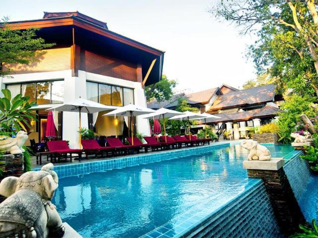 เสม็ด พาวิลเลียน รีสอร์ท – Samed Pavilion Resort