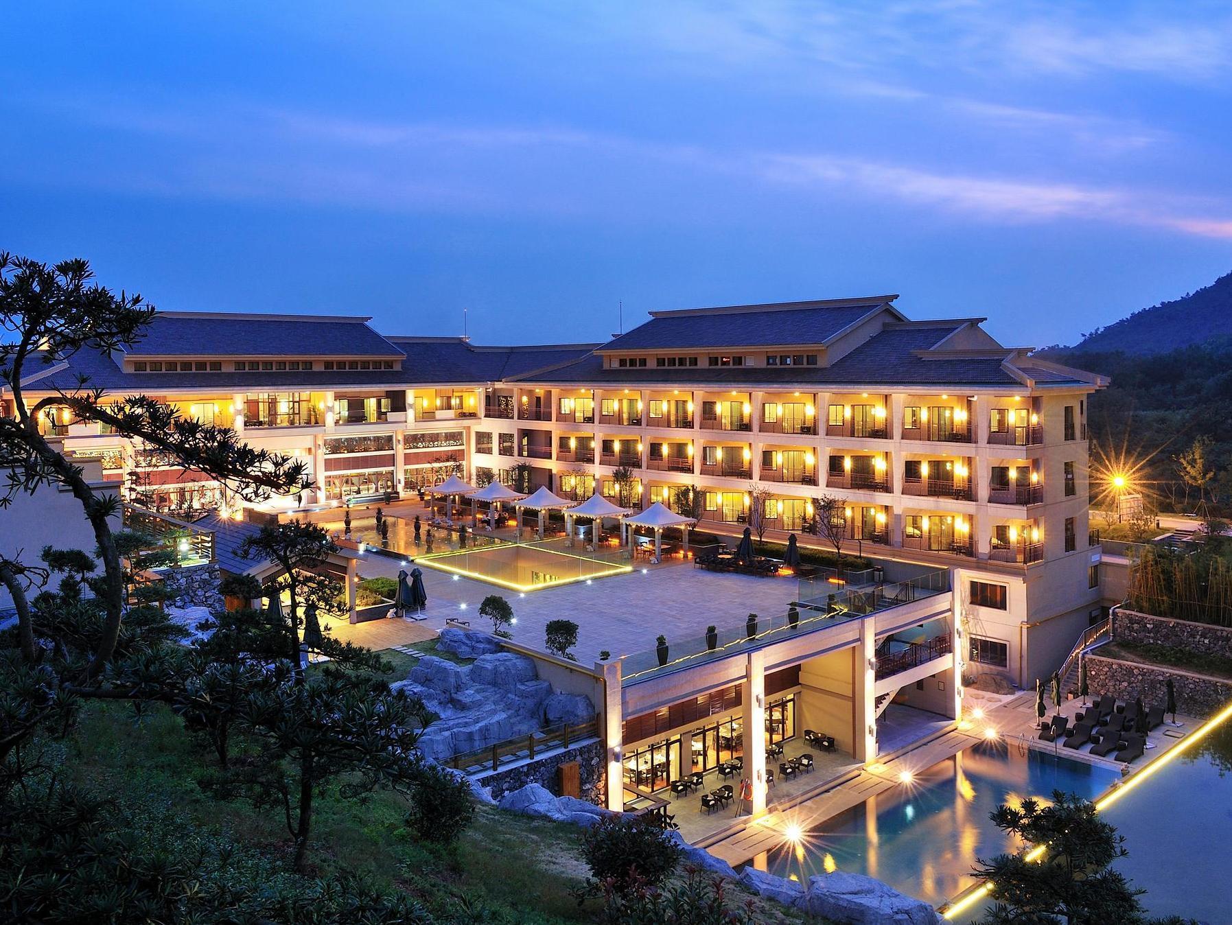 Regalia Resort And Spa Nanjing Tangshan