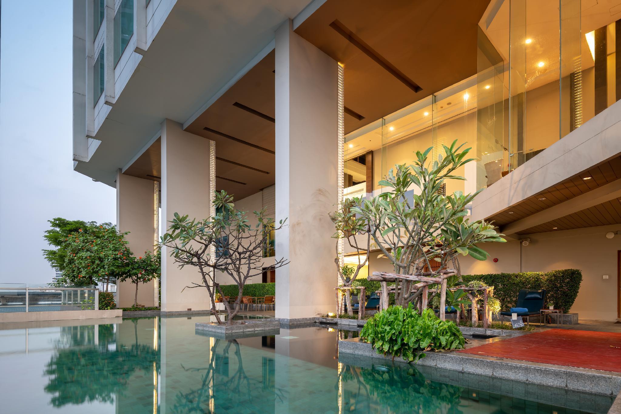 Jasmine Resort Hotel จัสมิน รีสอร์ท โฮเต็ล