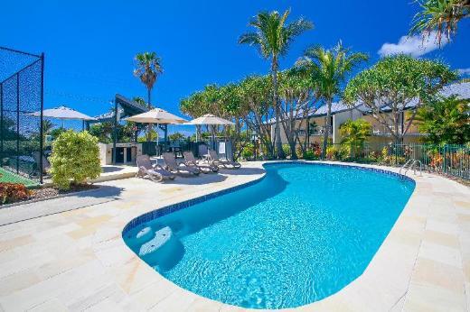 Beach Breakers Resort
