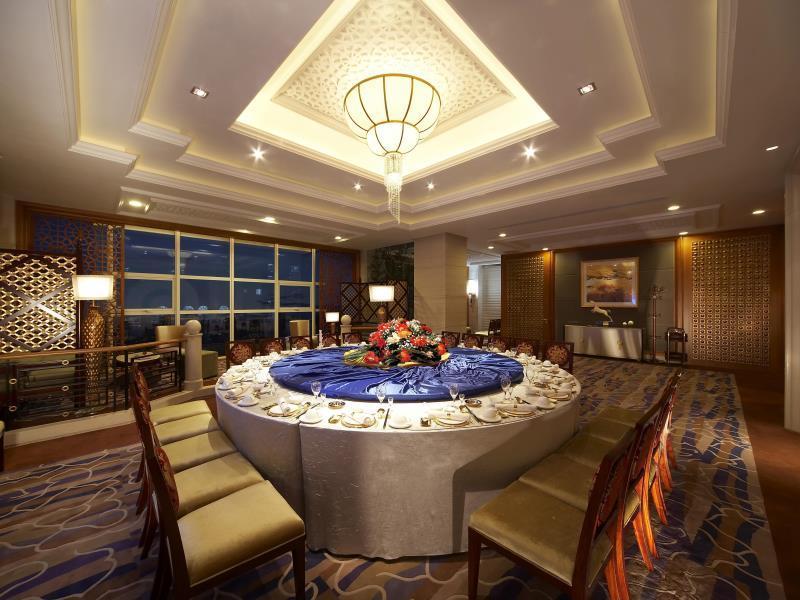 Review Dynasty Hotel Dalian