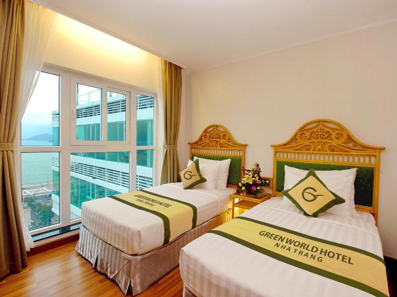 Green World Hotel Nha Trang In Vietnam