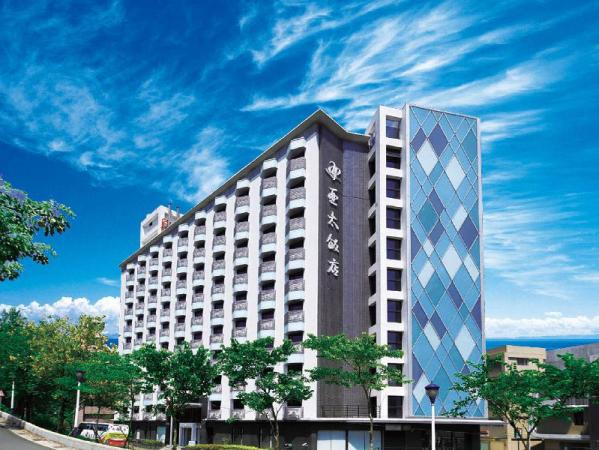 Asia Pacific Hotel Tamsui Taipei