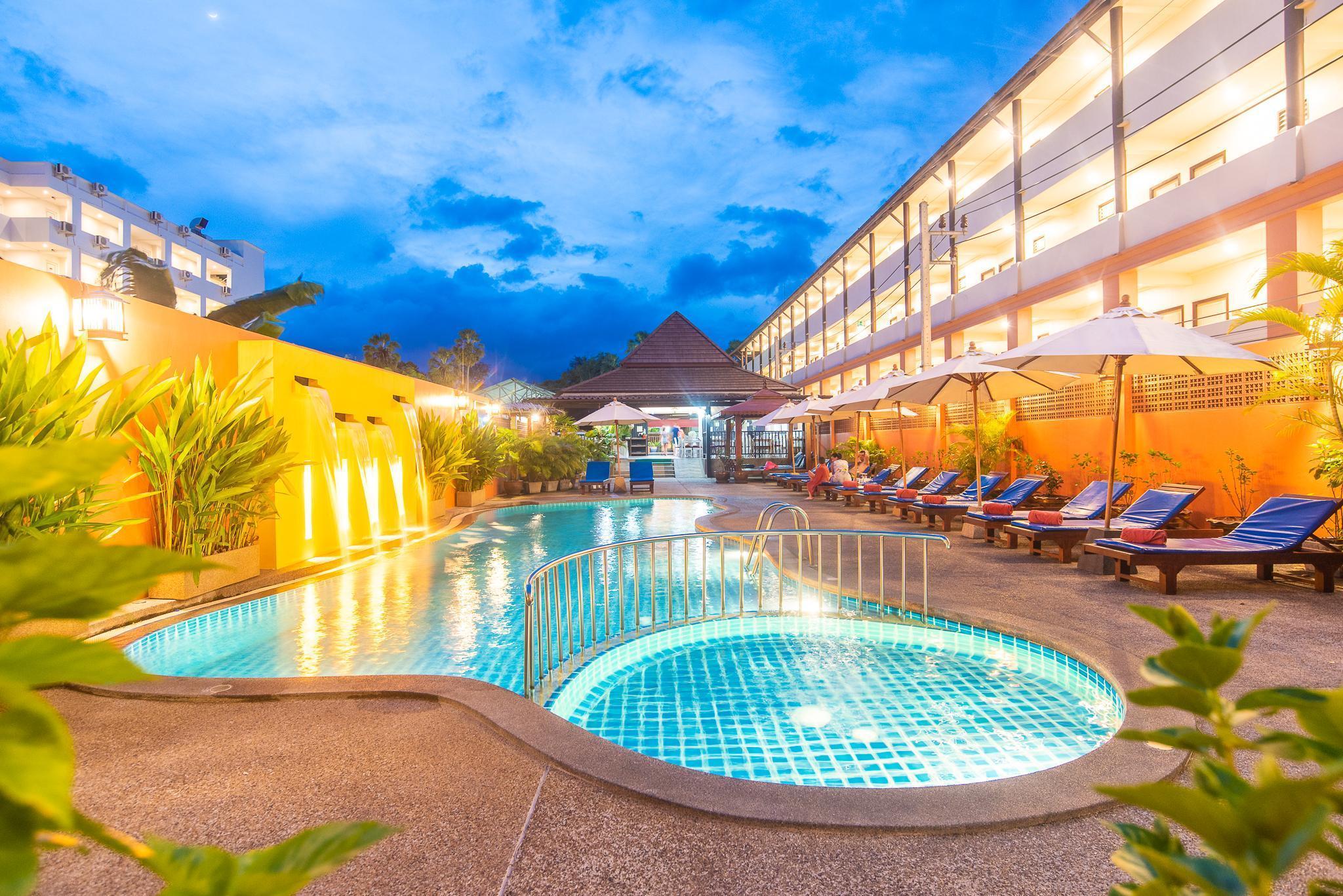 Kata Silver Sand Hotel by Eazy โรงแรมกะตะ ซิลเวอร์แซนด์ บาย อีซ๊่