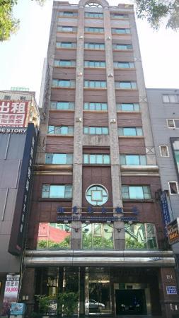 Taiwan Berkeley Hotel City Center Hsinchu