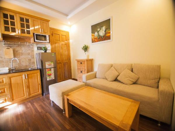 Merin City Suites Deluxe Apartment 1 Ho Chi Minh City