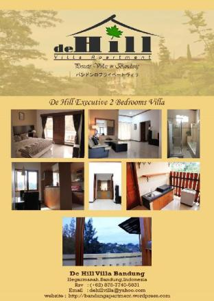 2 Bedroom De Hill Villa Apartment No 3 Bandung