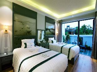 %name Ivy Villa One Superior Room with 2 Single Beds 01 Hoi An