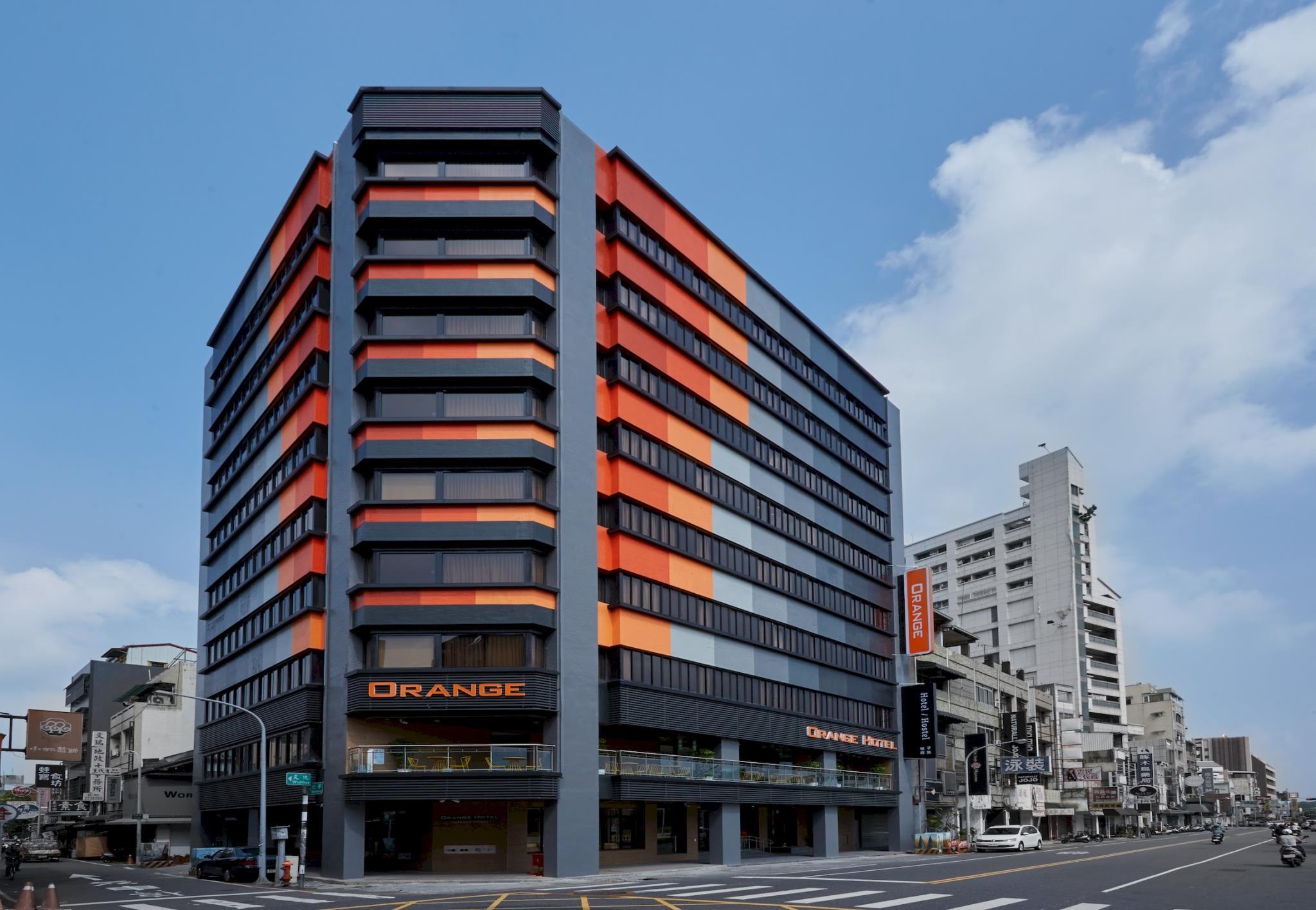 Orange Hotel   Wenhua Chiayi