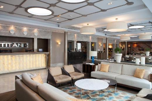 Titanic Comfort Mitte Hotel
