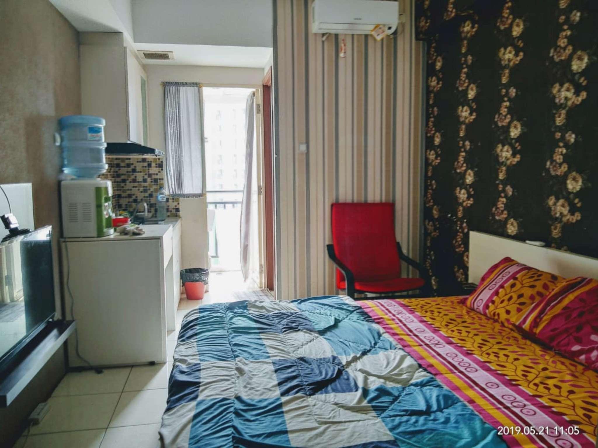 Studio Apartemen Green Lake View By HH 1