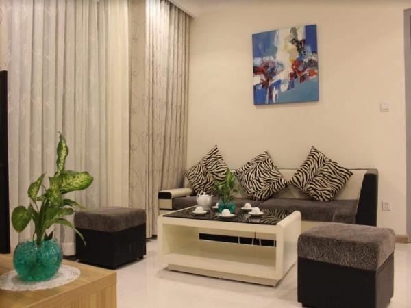 Justin Vinhomes 2 Bedrooms Apartment 7 Ho Chi Minh City