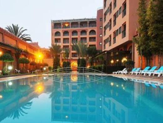 Diwane Hotel & Spa Marrakech