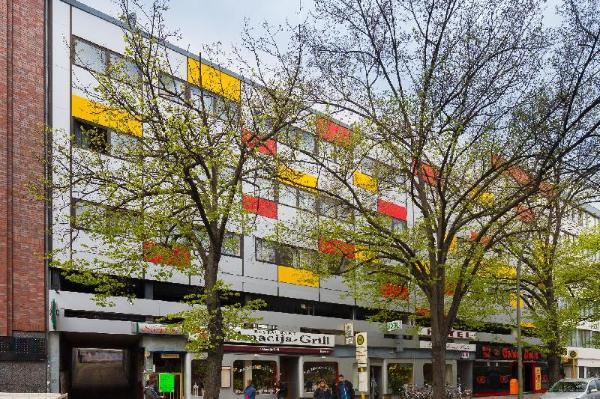 Alper Hotel am Potsdamer Platz Berlin