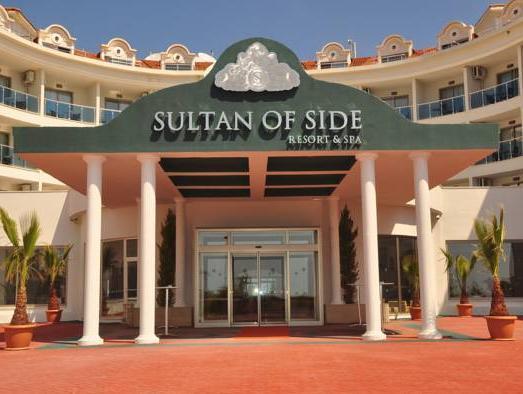 Hotel Sultan Of Side