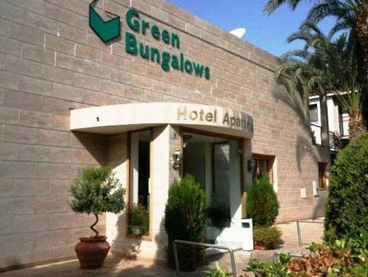 Green Bungalows Hotel Apartments