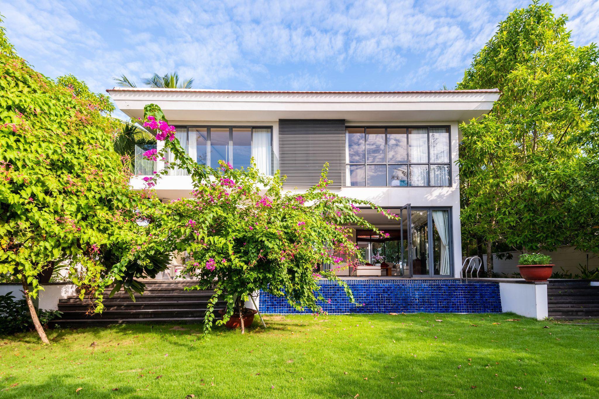 Lux Villas Danang Beach   3 Bedrooms Garden View
