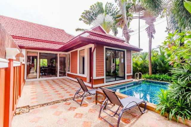 1 bedroom pool villa with Garden view in Thalang – 1 bedroom pool villa with Garden view in Thalang