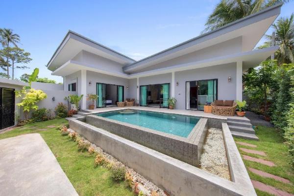 Baan Suaan Bua. Samui Hideaway with private pool. Koh Samui
