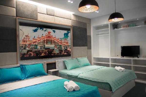 SG Tels # Sunny room 202 Ho Chi Minh City