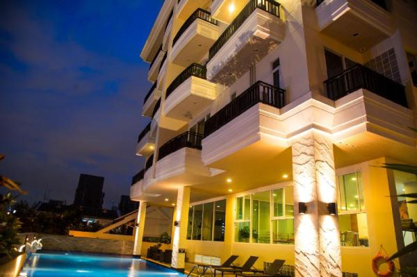 Patio Luxury Suites Bangkok