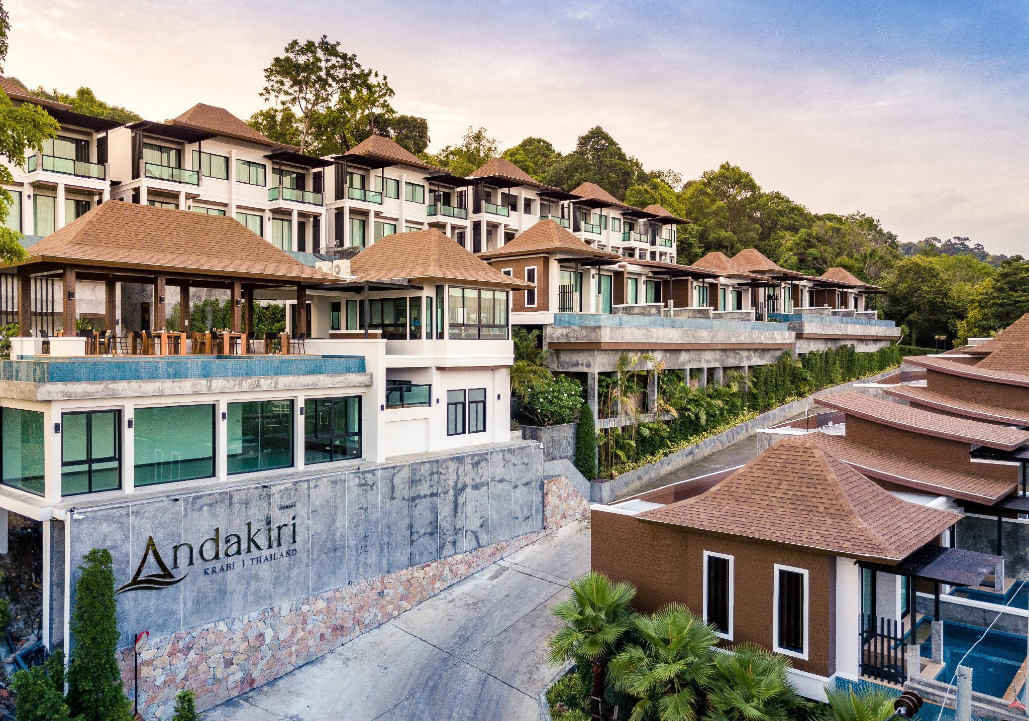 Andakiri Pool Villa Panoramic Sea View อันดาคีรี พูลวิลลา พาโนรามิค ซีวิว