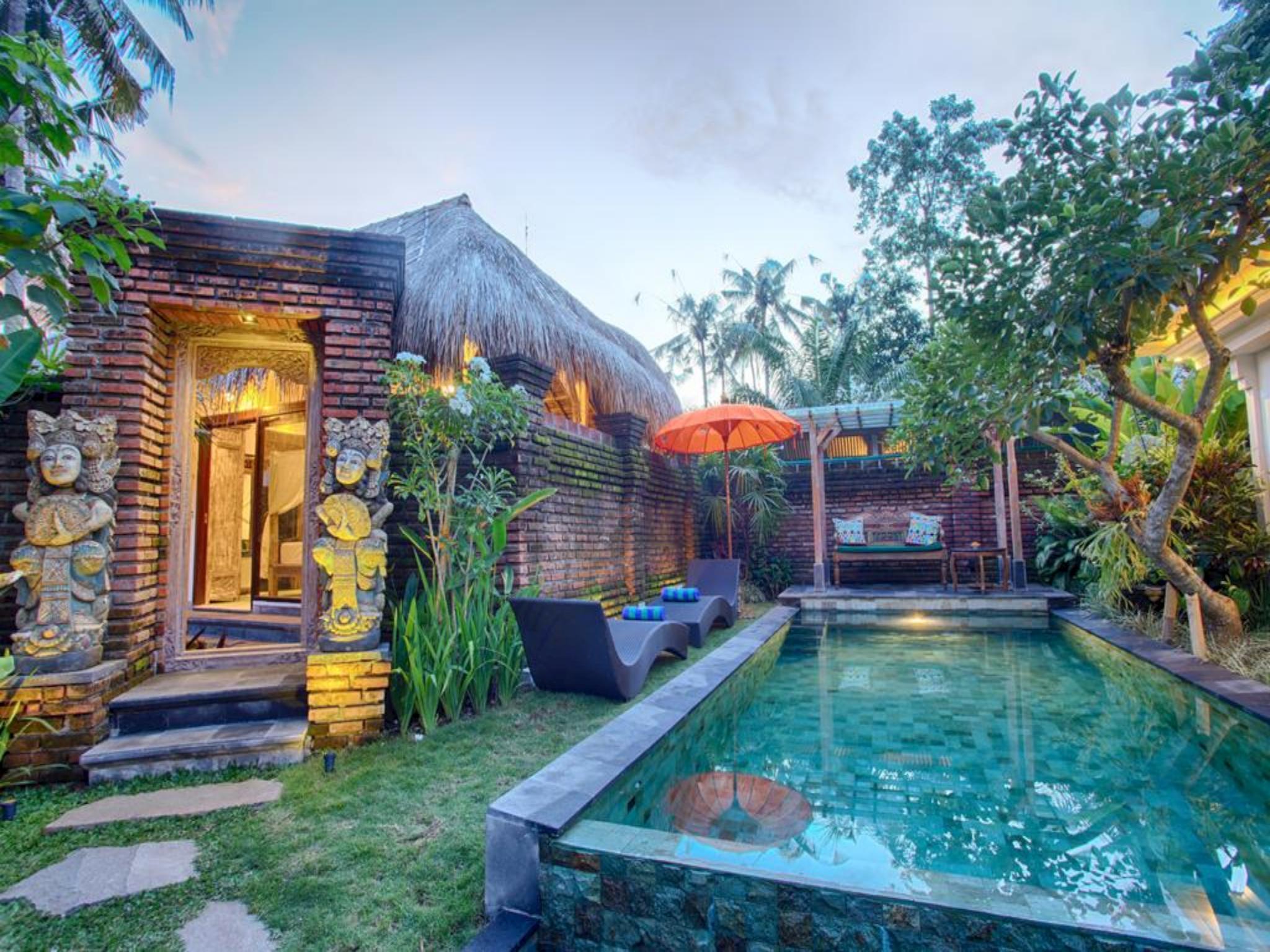 Dream Room At Imagine Bali Villa
