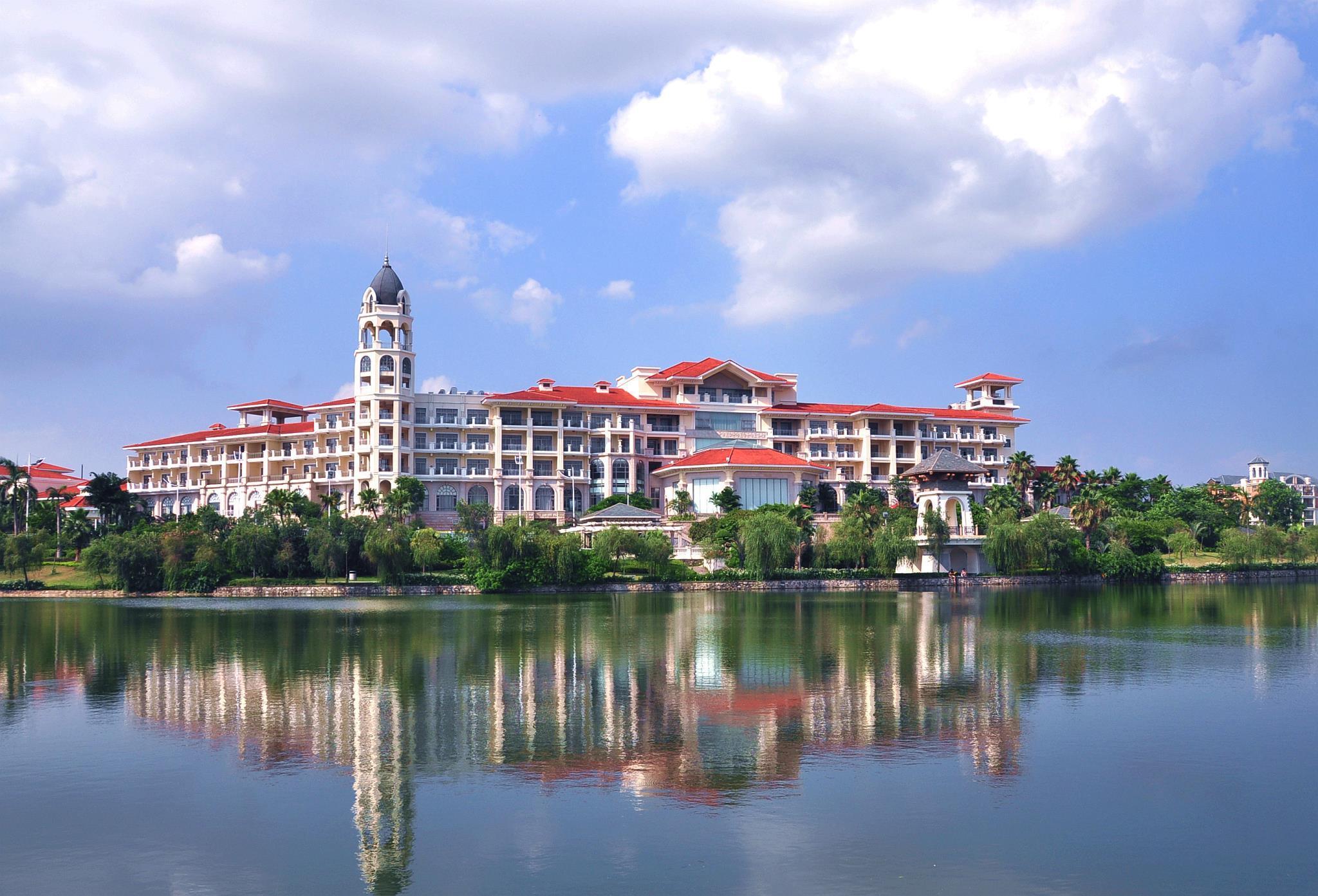 Country Garden Phoenix  Hotel Chongqing Changshou Reviews