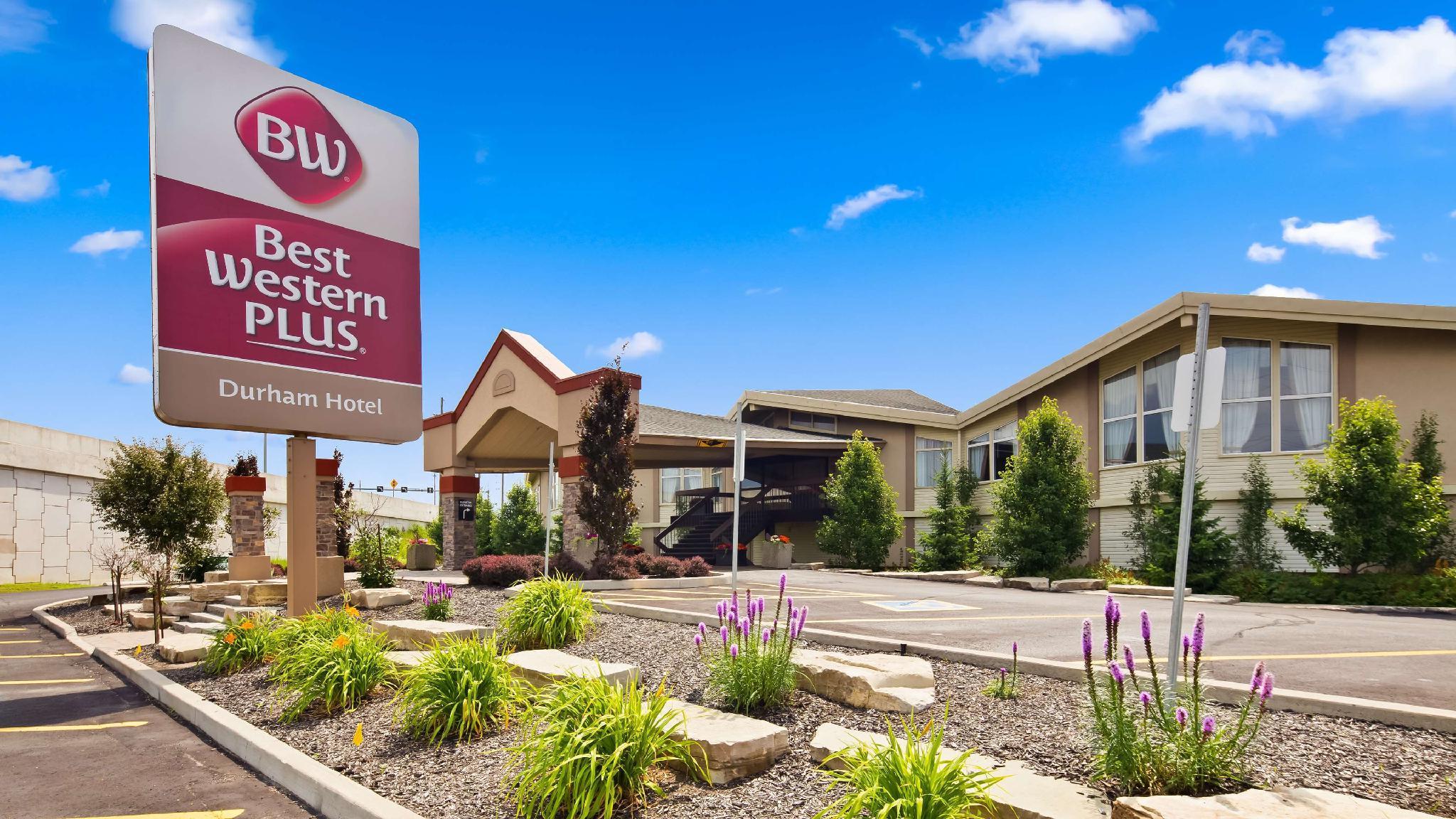 Best Western Plus Durham Hotel