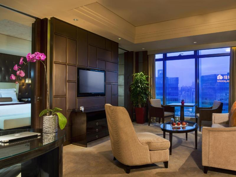 Executive Room Lounge Access City View Limited Time