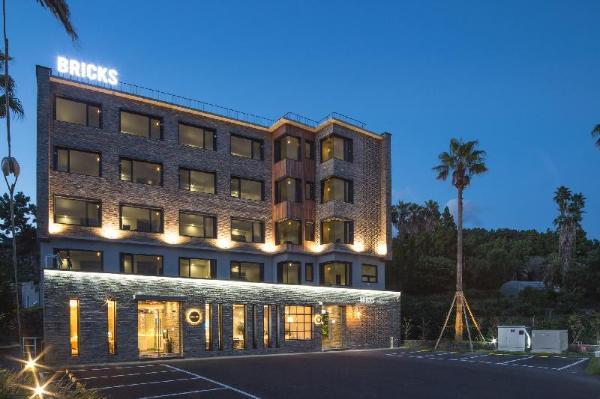 Jeju Bricks Hotel Jeju Island