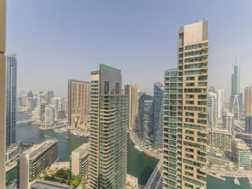 2 Bedroom with Balcony & Panoramic Marina View