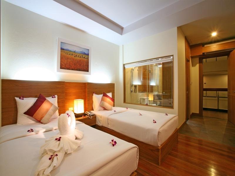 Baan Saikao Hotel & Service Apartment บ้านทรายขาว โฮเต็ล แอนด์ เซอร์วิส อพาร์ตเมนท์