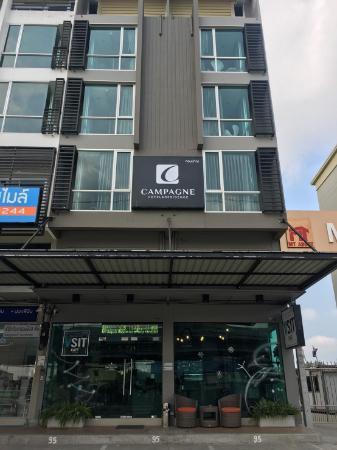 Campagne Hotel & Residence Pathum Thani