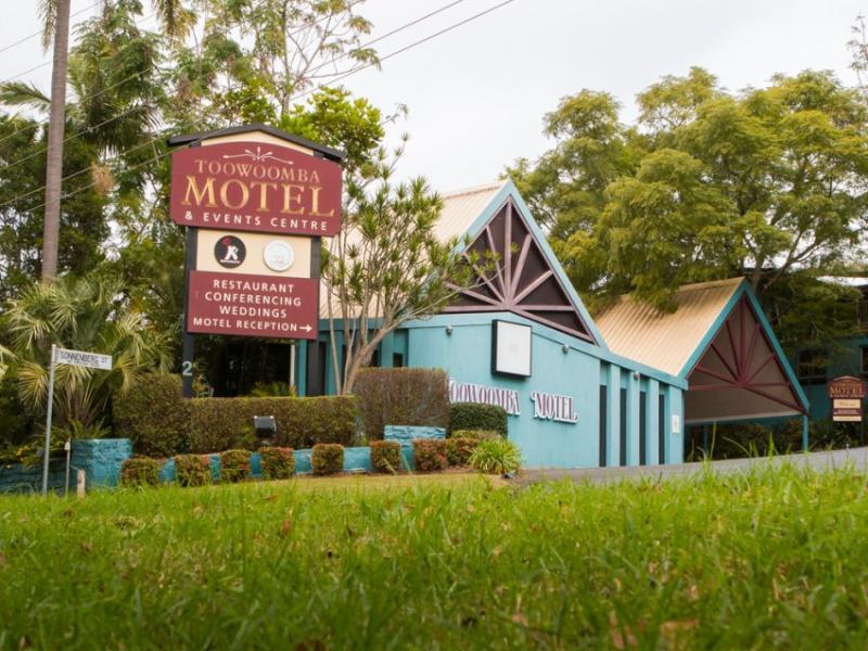 Econo Lodge Toowoomba Motel And Events Centre