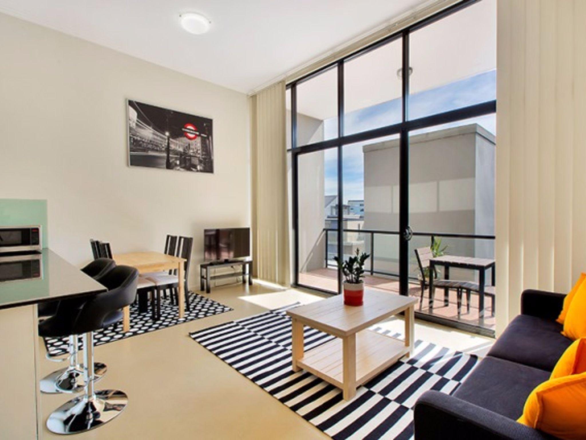 Modern Split Level Apartment