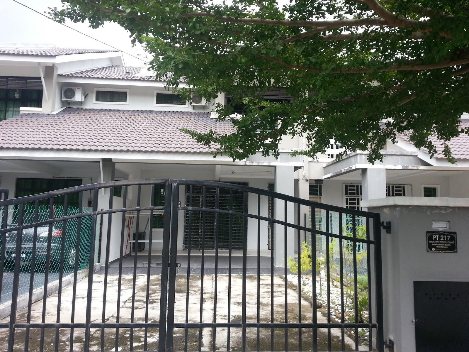 Guesthouse Haziq