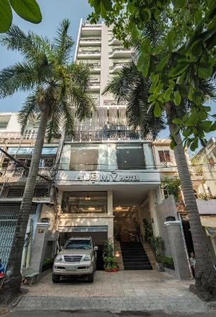 Hue My Hotel Saigon Ho Chi Minh City