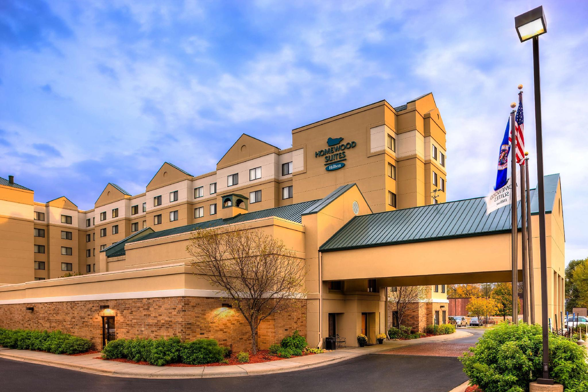 Homewood Suites By Hilton Minneapolis Mall Of America
