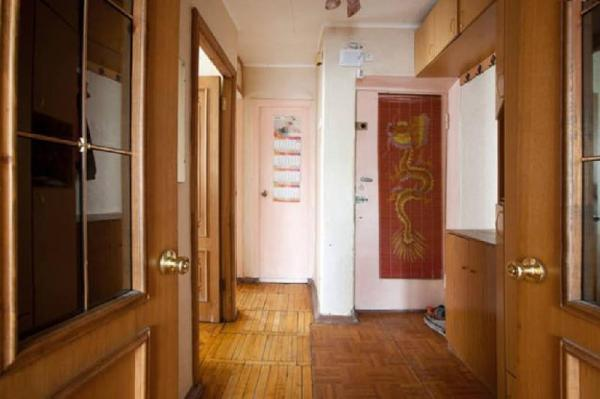 Cosy 2 bedrooms flat in SouthWest of Moscow City Moscow