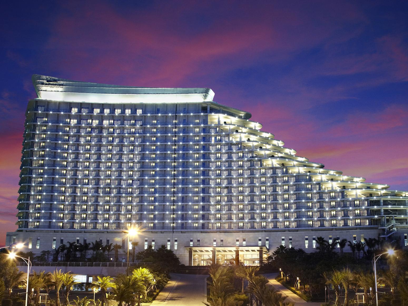 Xiamen International Conference Center Hotel Reviews
