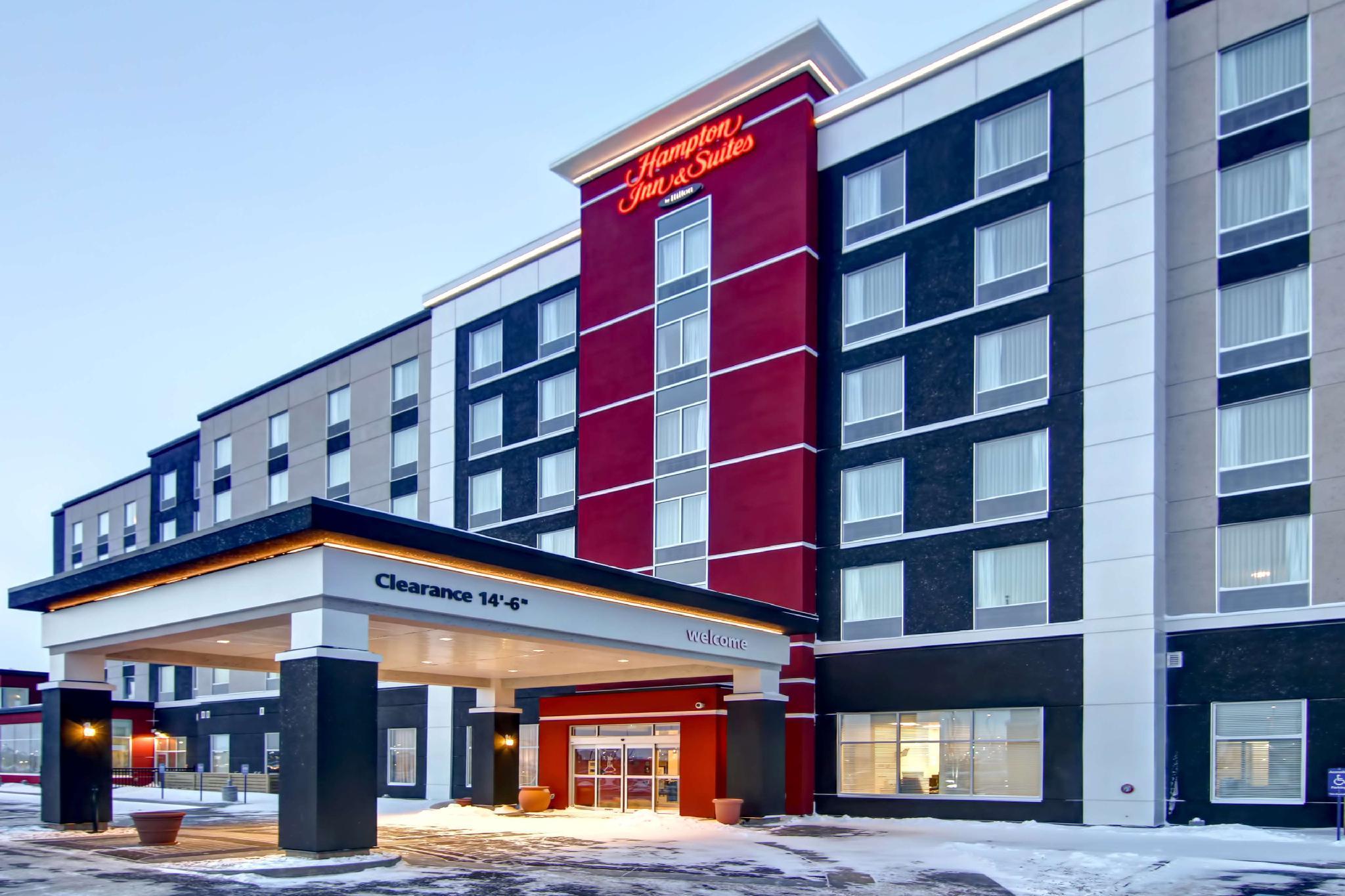 Hampton Inn And Suites Grande Prairie Alberta