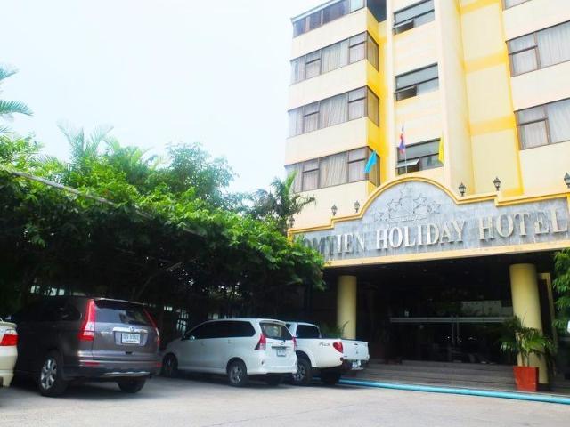 จอมเทียน ฮอลิเดย์ พัทยา โฮเต็ล – Jomtien Holiday Pattaya Hotel