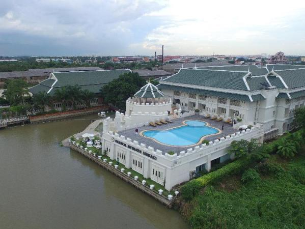 Buddy Oriental Riverside Hotel Bangkok