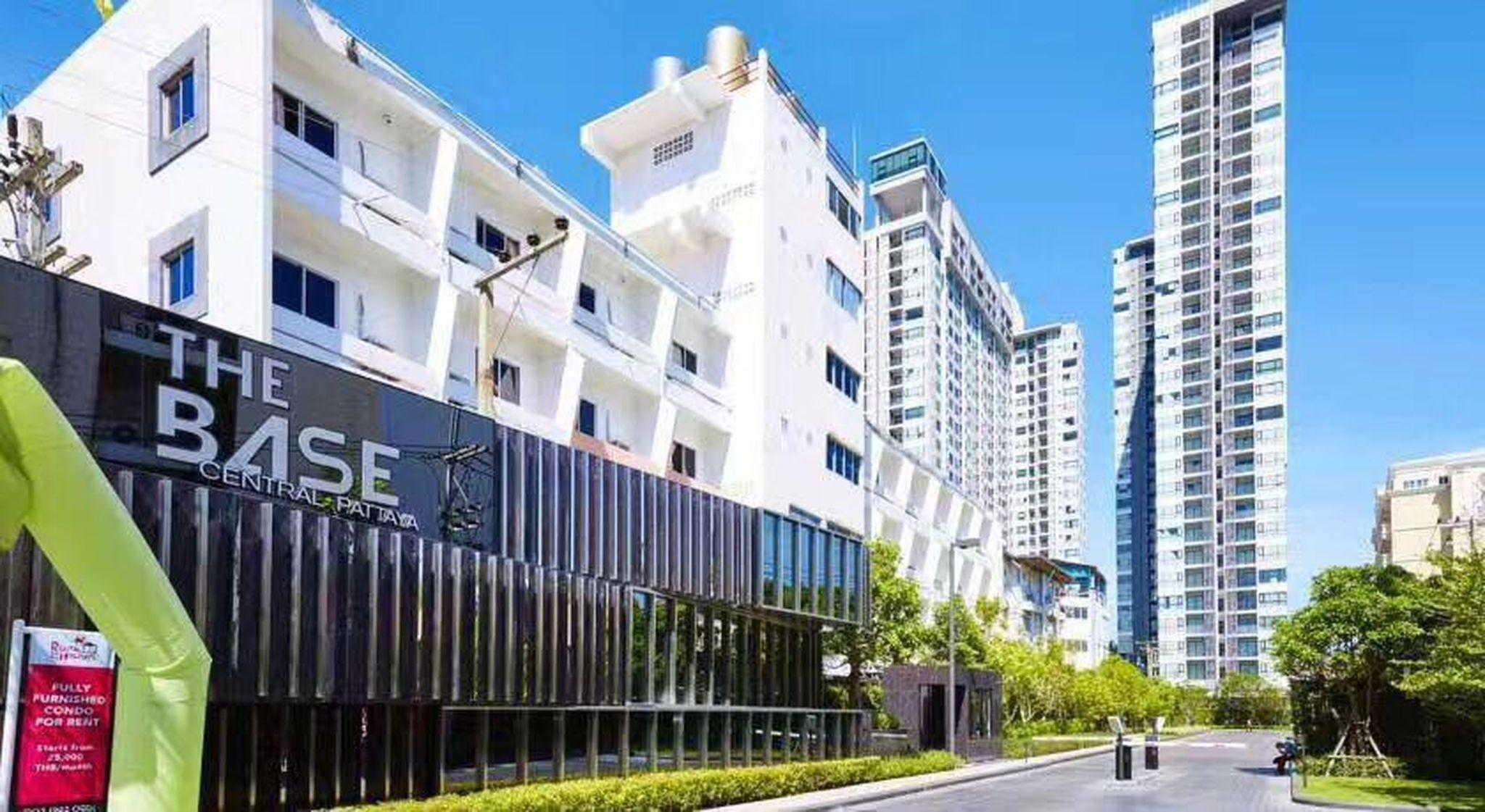 The Base Central Pattaya By Minsu Double Suite