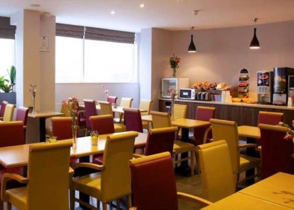 Comfort Inn Edgware Road W2 London