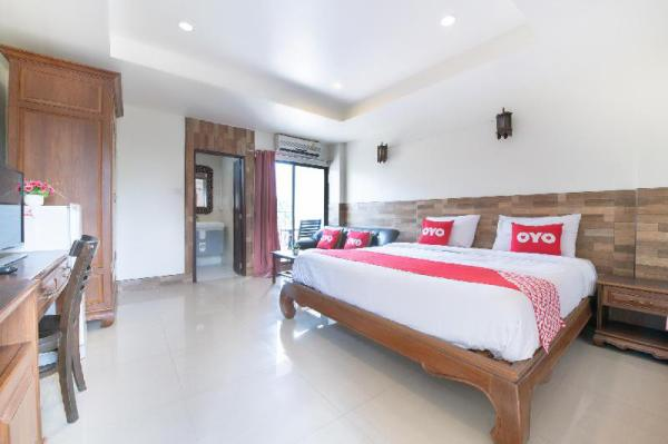 OYO 521 Chaba Garden Resort And Service Pattaya