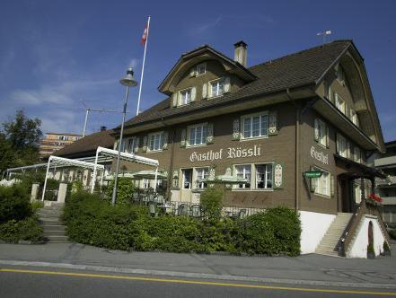 Landgasthof Hotel Rossli