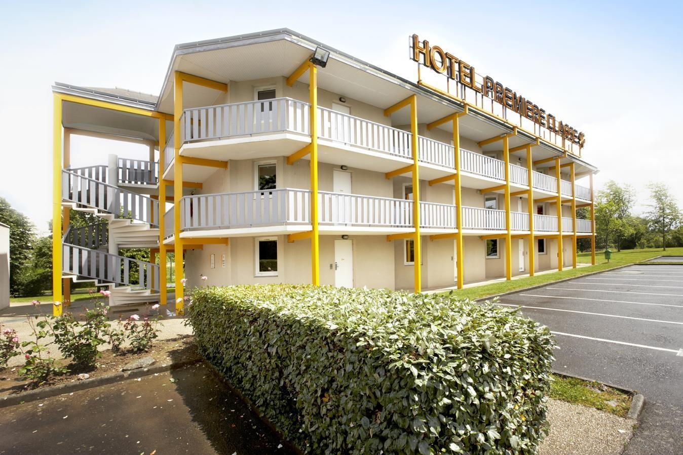 Hotel Premiere Classe Rennes Sud - Chantepie